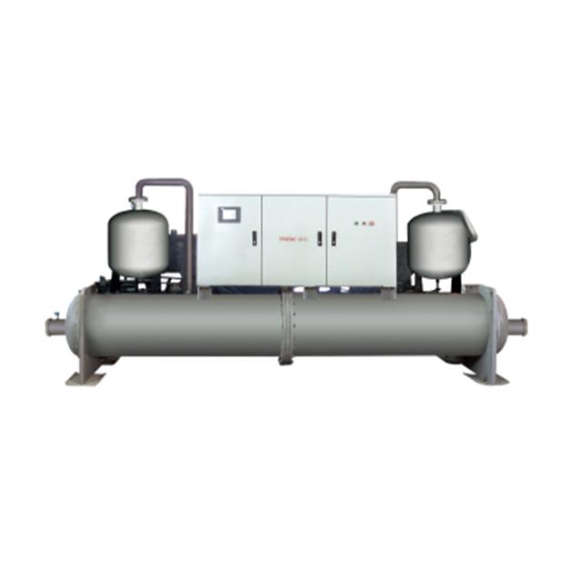 螺杆机(风冷&水冷) R134a水冷螺杆机组R4E系列