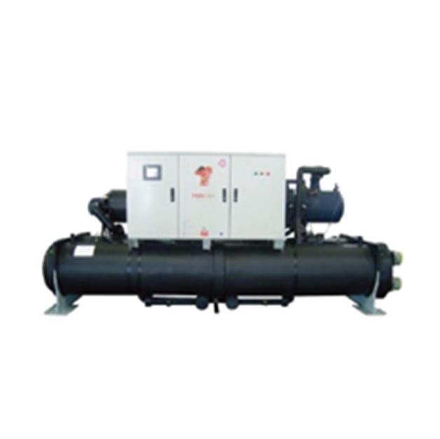 水地源热泵 水(地)源热泵机组(热回收)R22