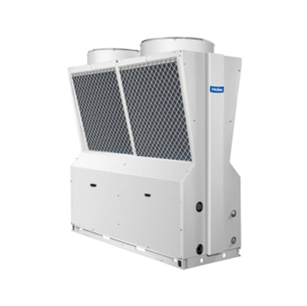 海尔冷水机组低温强热风冷模块机组