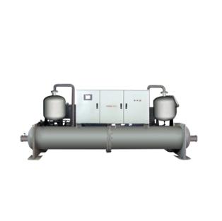 螺杆机(风冷&水冷) R134a水冷螺杆机组R4A系列