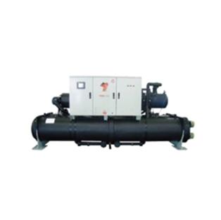 水地源热泵 水(地)源热泵机组(热回收)R134a