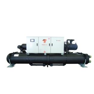 海尔冷水机组R134a高温型水地源热泵机组